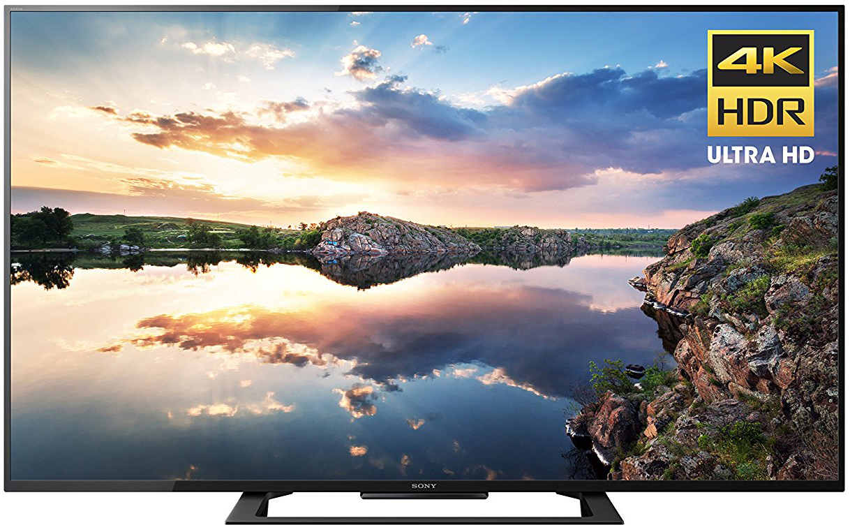 60 inch Sony 4K Ultra Hd Smart LED TV!