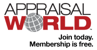 A different kind of directory. Join AppraisalWorld Today.