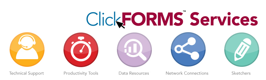 ClickFORMS Services | Productivity Enhancers