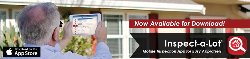 Watch the Appraiser Mobile App in Action